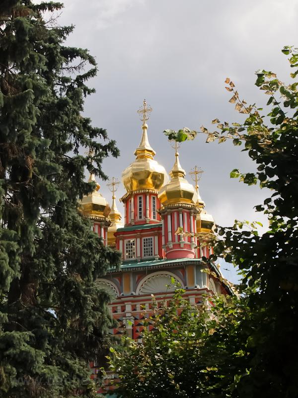 A Szergijev Poszád-i Lávra, fotó