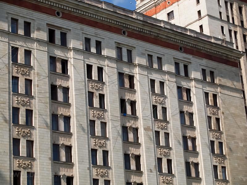 Az egyike a Sztálin épített fotó