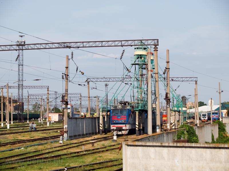 Az UŽ ЧС4-188 Konotop határállomáson (érdekes módon simán átjárnak vele az oroszokhoz) fotó