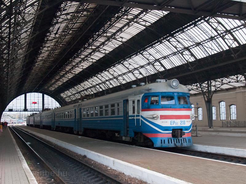 Az UŽ ER9P-218 Lviv f& fotó