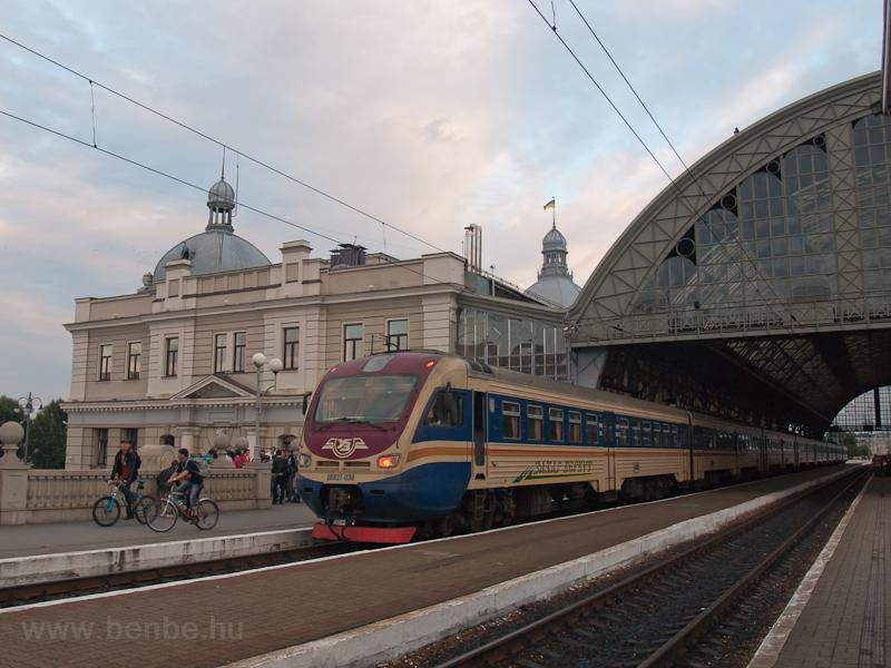 Az UŽ EPL2T-030 városk fotó