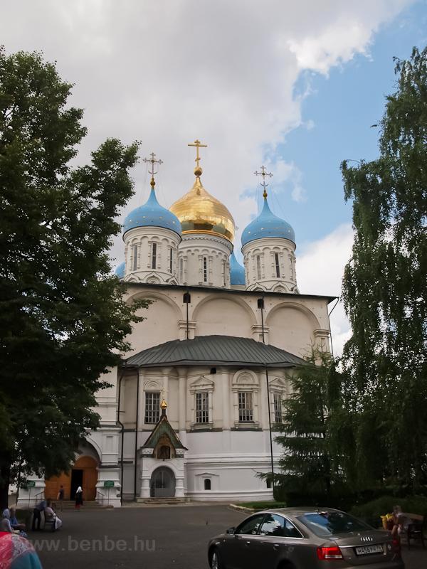 A Novoszpásszkíj monostor fotó