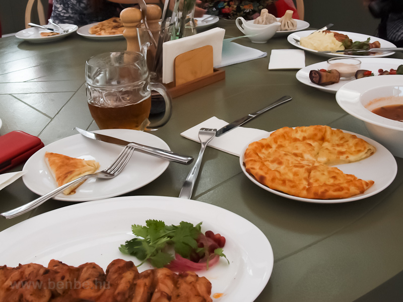 VDNKH - Georgean restaurant with khachapuri and other delicacies photo