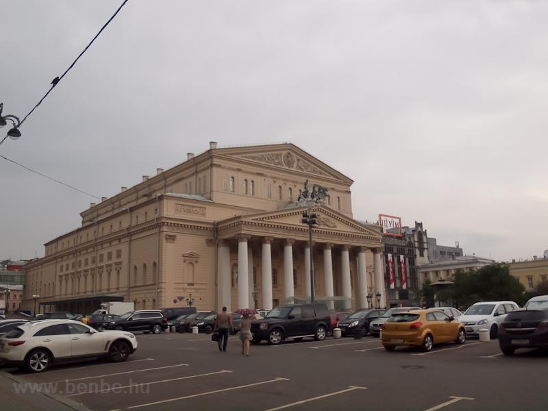 A Bolsoj-színház fotó