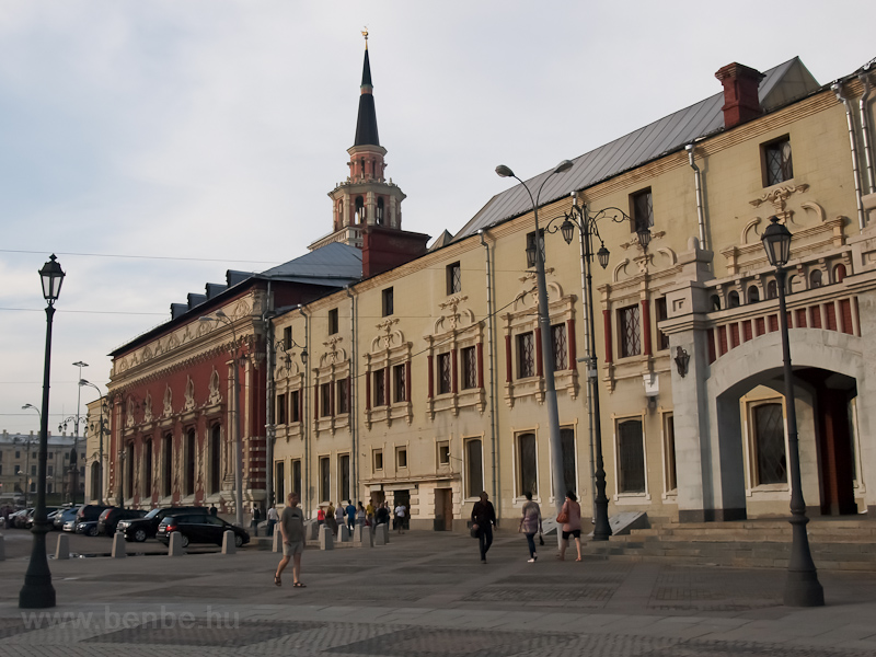 A Kazanszkíj vokzál fotó