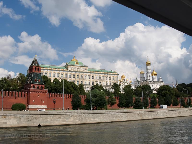 Hajókázás a Moszkva folyón  fotó