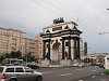 The Grand Triumphal Arch Celebrates the victory over Napoleon in the war of 1812
