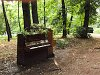 Pianos in Gorky park