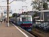 Az RŽD ЧС2K-417 Moszkva Jaroszlavszkíj vokzálon