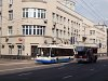 Trolleybus in Moscow