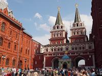 Voskresensky gate