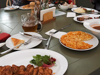 VDNKH - Georgean restaurant with khachapuri and other delicacies