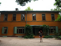 Tolstoy's Moscow house