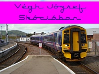 V�gh J�zsef travels Scotland