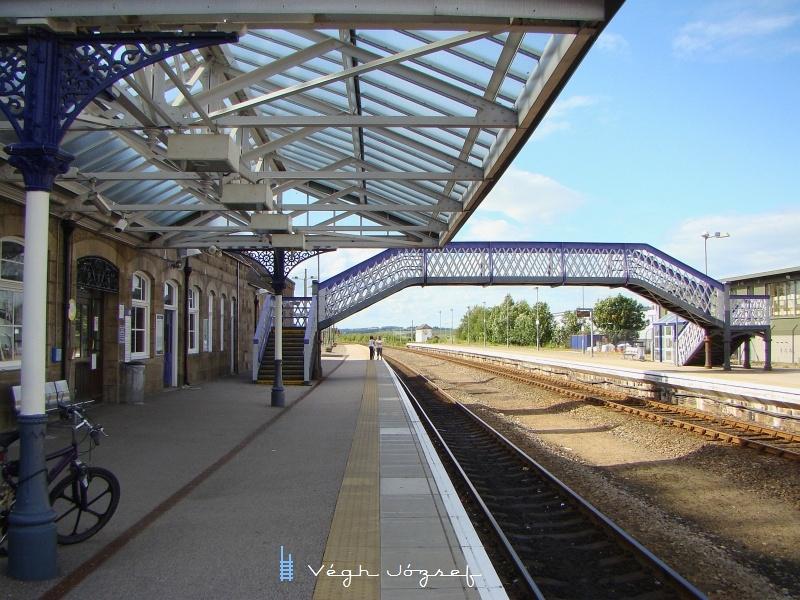 Inverurie állomás fotó