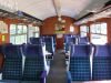 Inside the café waggon at Banchory