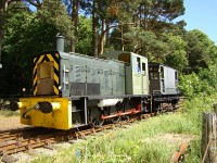 The Banchory train
