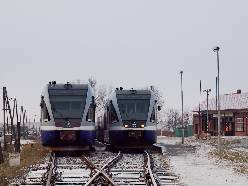 The ŽSSK 840 001-6 and photo