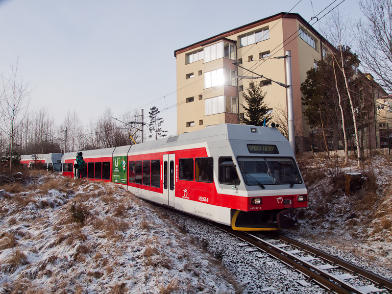 The ŽSSK 425 957-8 see photo