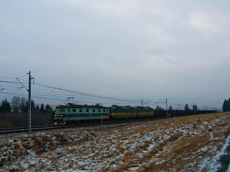 A ŽSSKC 183 029-8 Vágfalva és Csorba között fotó