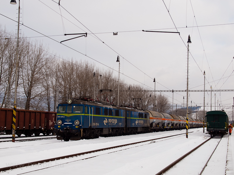 The PKP Cargo ET41 139-A se picture