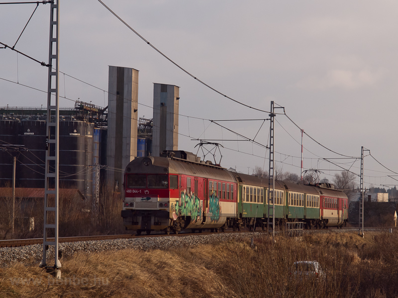 The ŽSSK 460 044-1 see photo
