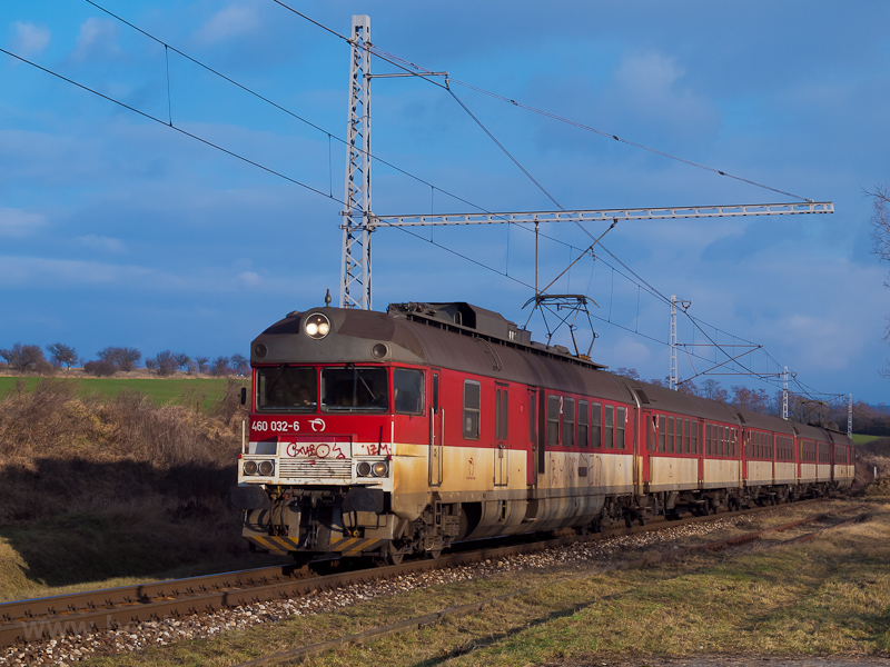 The ŽSSK 460 032-6 see picture