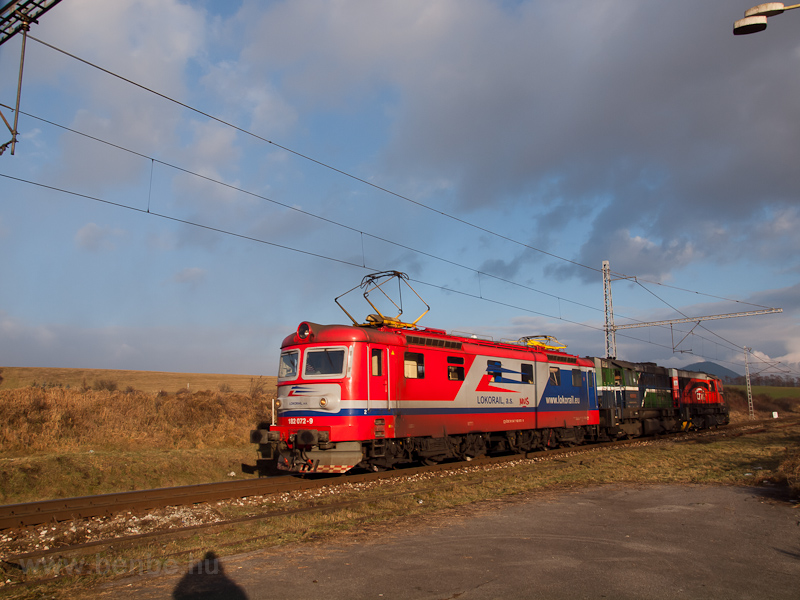 The Lokorail a.s. 182 072-9 photo