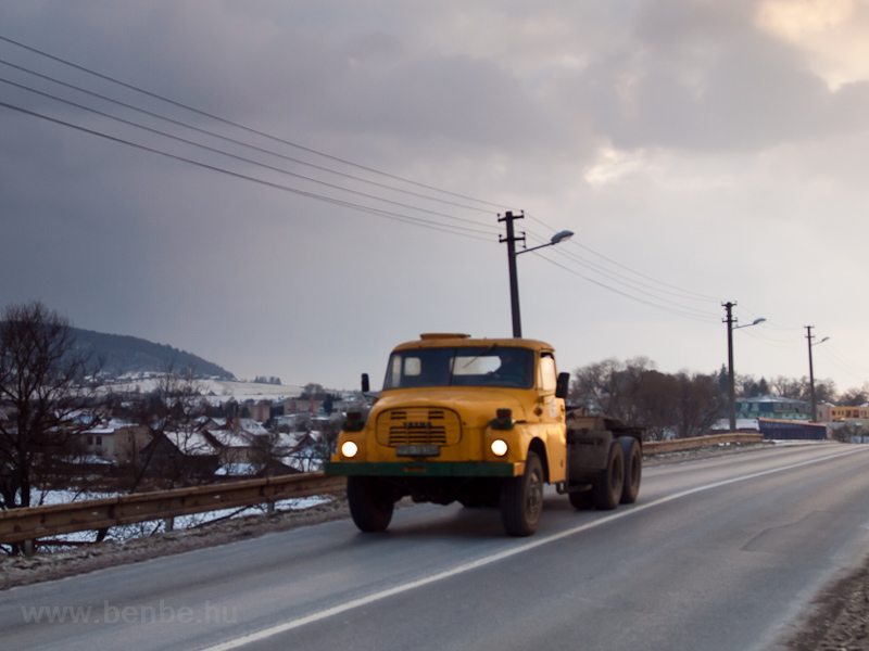 Tatra truck near Kapuš photo