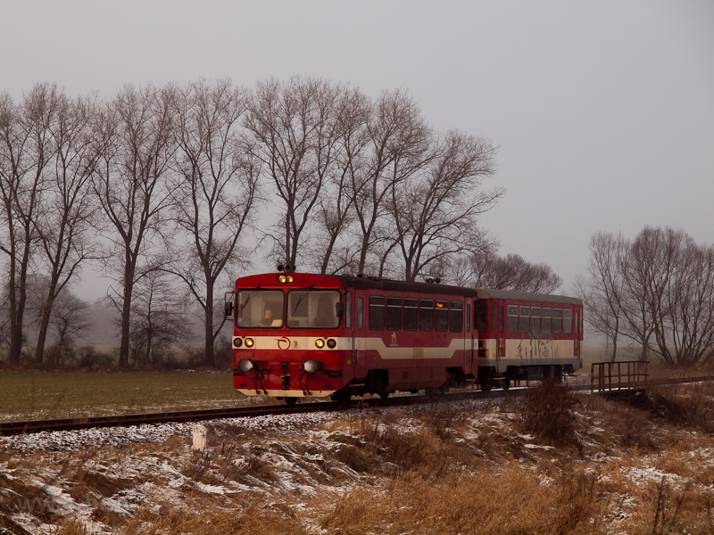 The ŽSSK 812 019 seen  photo