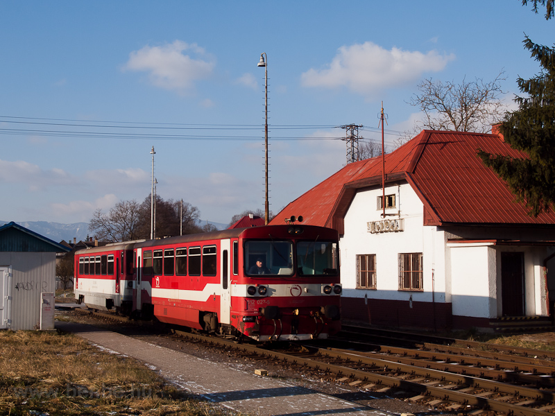 The ŽSSK 812 027-5 see photo
