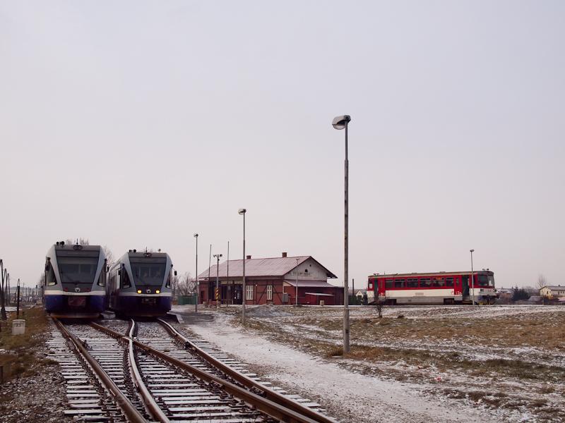 A ŽSSK 840 001-6 & 840 fotó
