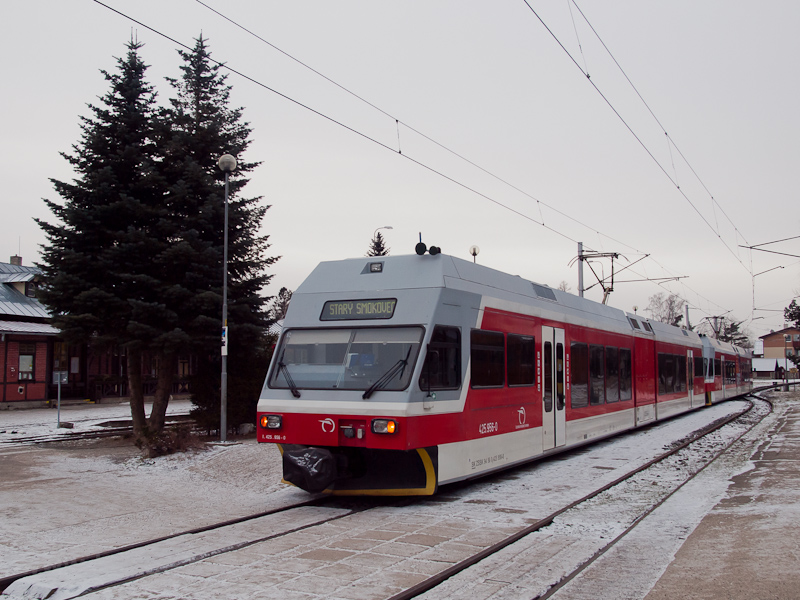 The ŽSSK 425 956-0 see photo