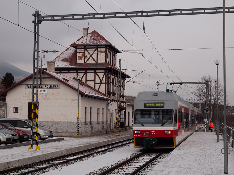 The ŽSSK 425 954-4 see photo
