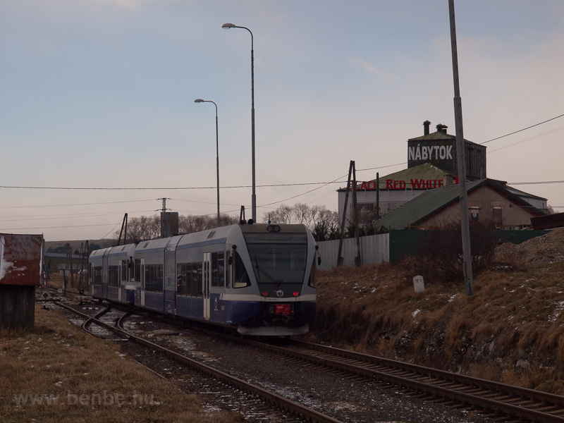 The ŽSSK 840 005-7 see photo