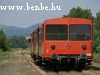 A Bz-train waiting for the other train at Acsa-Erd�k�rt