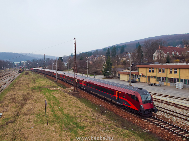 Az ÖBB 80-90 701  Spirit of fotó
