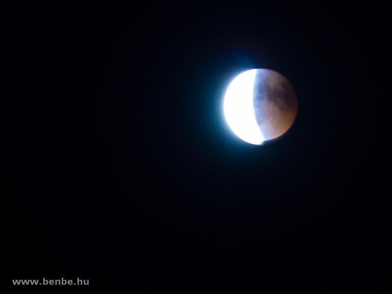 A Hold korongja a 2011. jún fotó