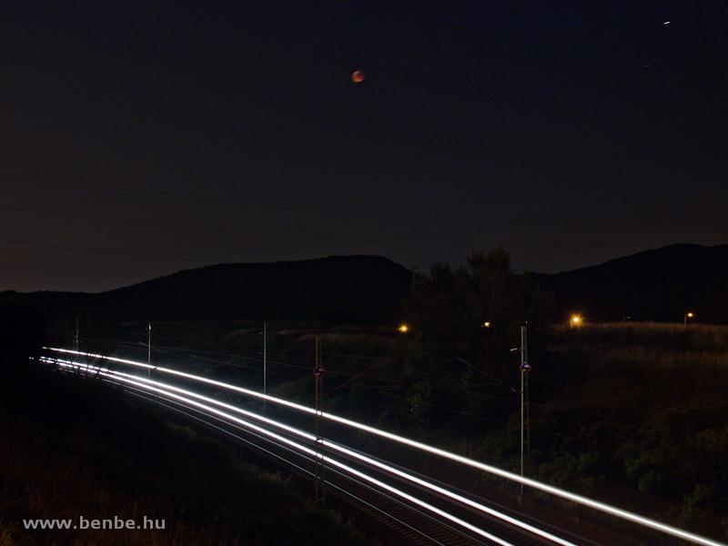 A V43 1097 egy tehervonatta fotó