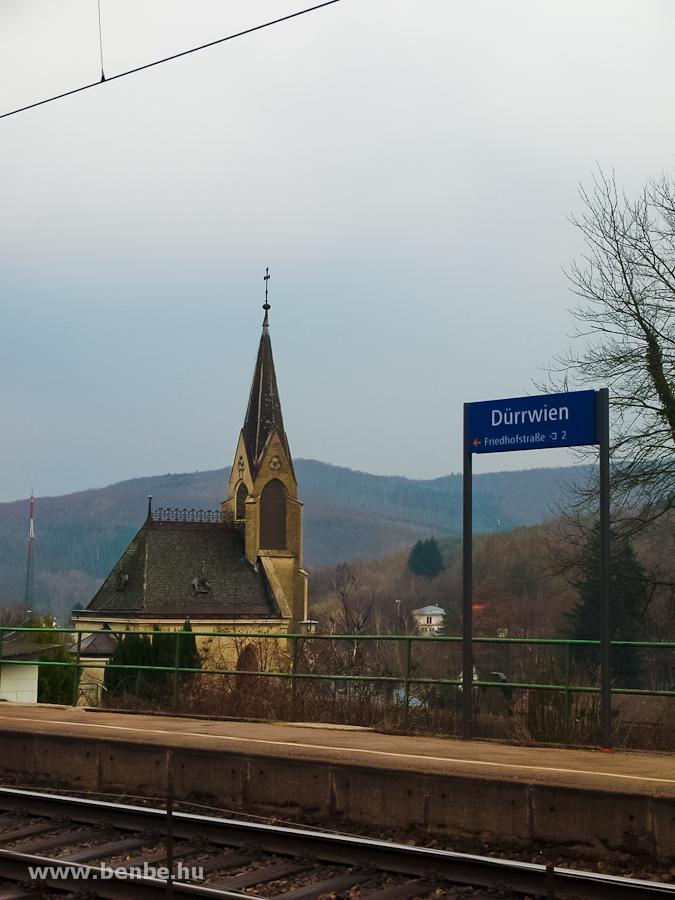 A dürrwieni templom fotó