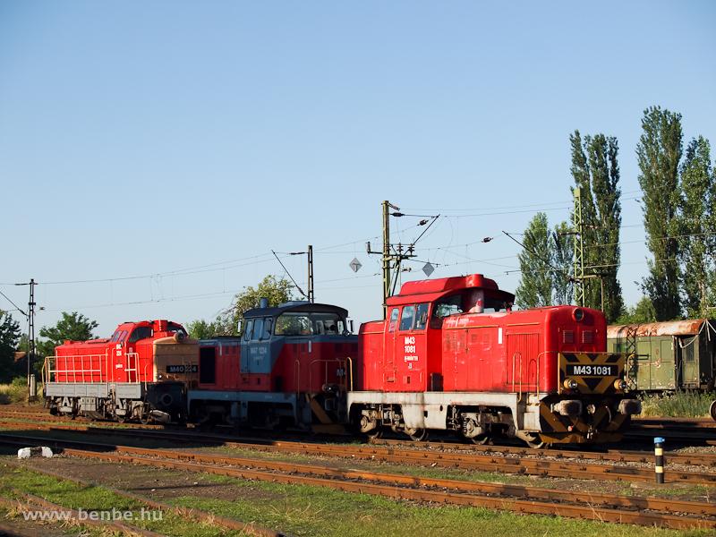 M43 1081, M47 1234 és M40 2 fotó