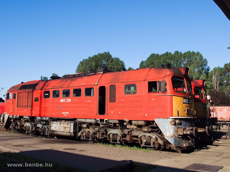 M62 228 Hatvanban fotó