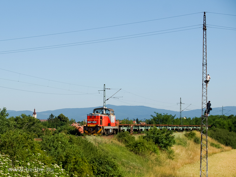 The M47 1230 near Vámosgyörk photo