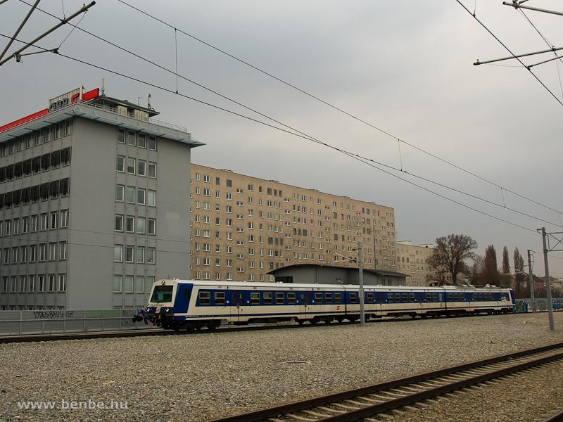 ÖBB 4020-as motorvonat érke fotó