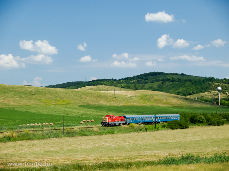 The M40 224 between Kisterenye-Bányatelep and Vizslás photo