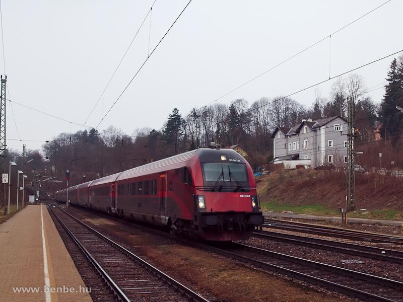 Az ÖBB 80-90.722 pályaszámú fotó