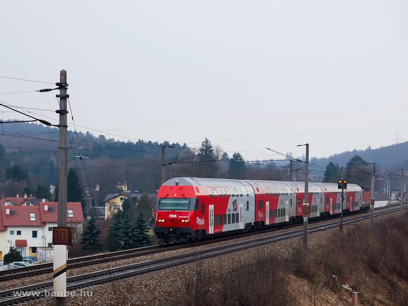 Az ÖBB 86-33 025-6 pályaszá fotó