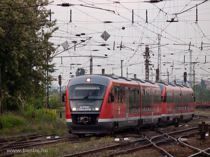 6342 007-9 Rákosrendező fotó