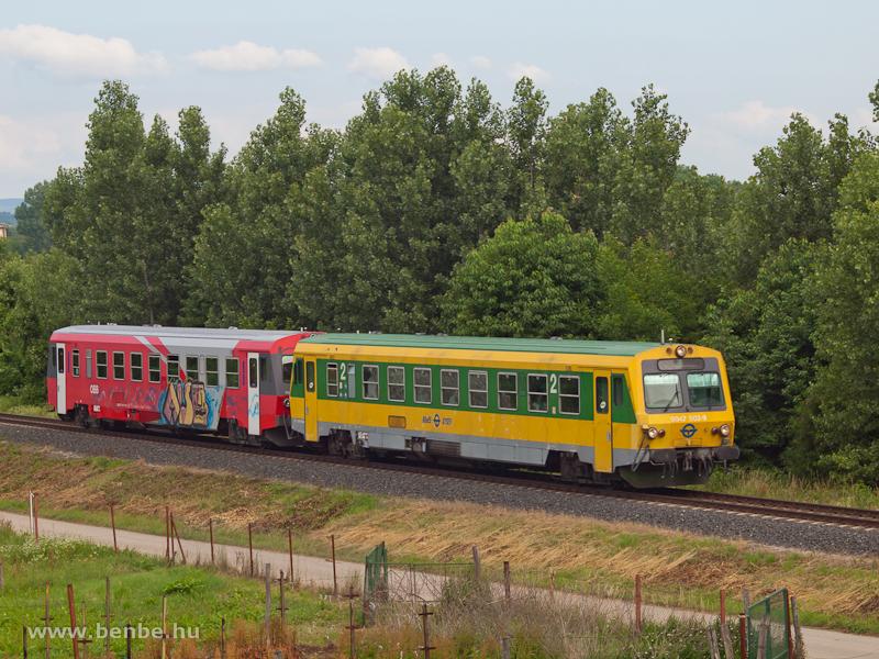 A GYSEV 5047 502-9 egy City fotó
