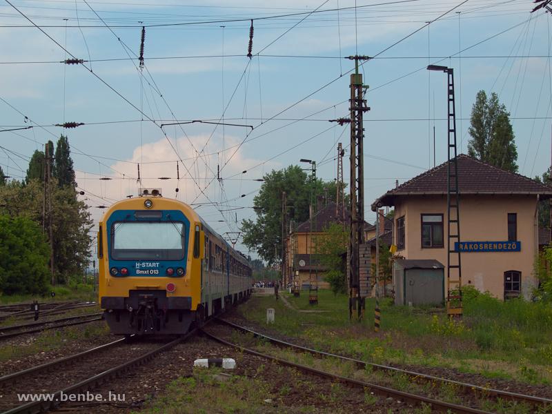 A MÁV-START Bmxt 013 Rákosr fotó